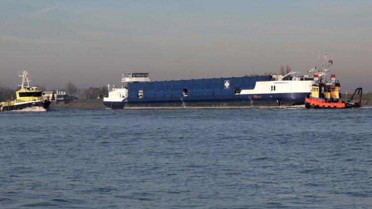 binnenvaartschepen